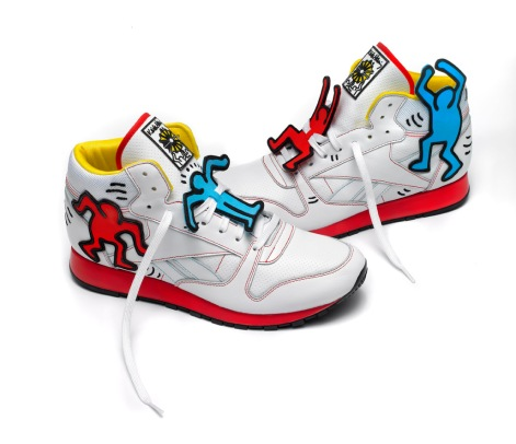 Reebok-Classic-x-Keith-Haring-Leather-Mid-Lux-V44585