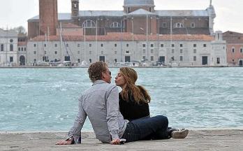Venezia, 07/04/2012. Turismo di Pasqua.