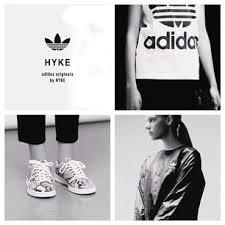 hyke x adidas originals